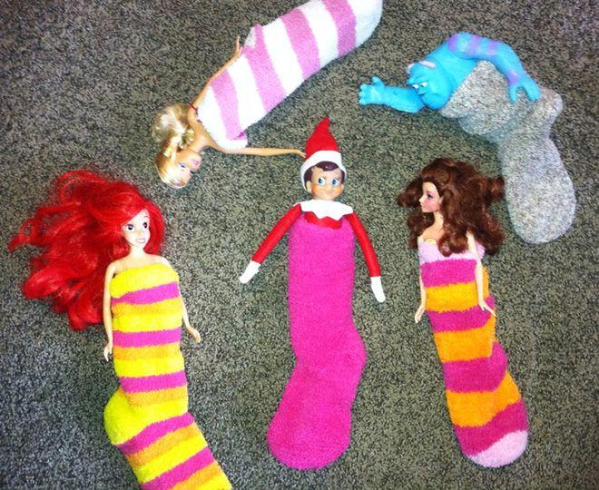 24 hilarious Elf on the Shelf ideas | Mum's Grapevine