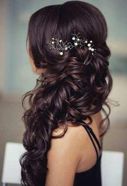 Peinados para ceremonias 2017: Mejores looks para invitadas de boda (Foto 38/38)   Ellahoy