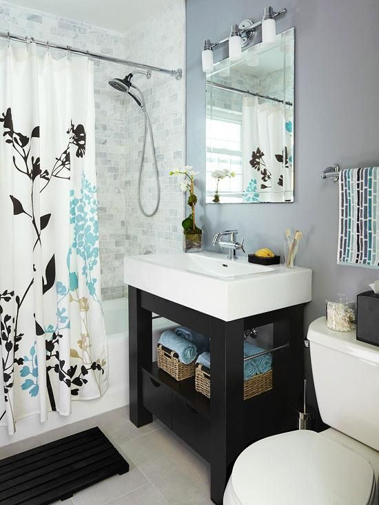 DIY Bathroom Vanities--I totally want to do this in the little bathroom at the farm!