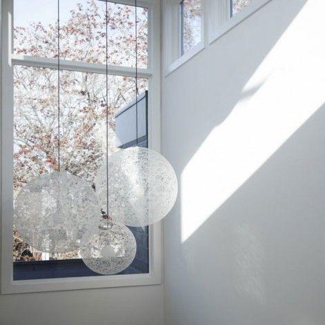 Random Light hanglamp wit