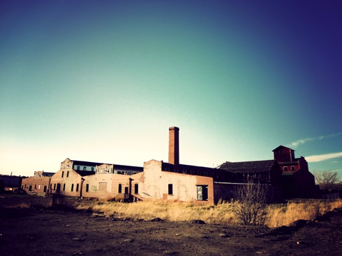 Medalta Potteries Built in 1912. // Photo Editing Luke