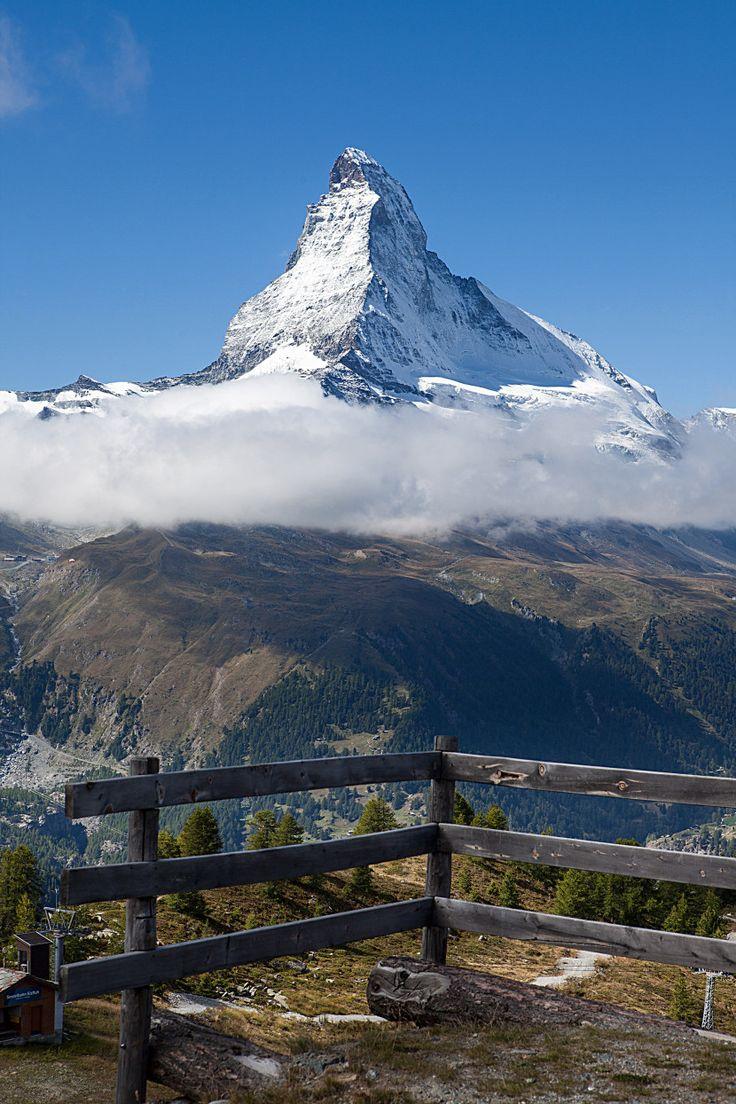 Matterhorn, Cervino, Hörnli, Wallis, Schweiz, Switzerland