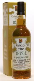 A Drop of The Irish Peated Cask Strenght 11 år