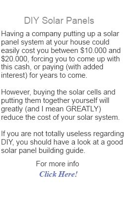 Solar Power : New Videos on How to Build and Install Solar Panels