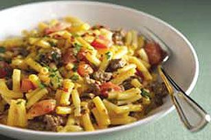 Quick Beef and Pasta Pot recipe