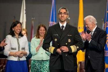 Surgeon General Vivek Murthy Outlines Priorities | Commissioned Officers Association