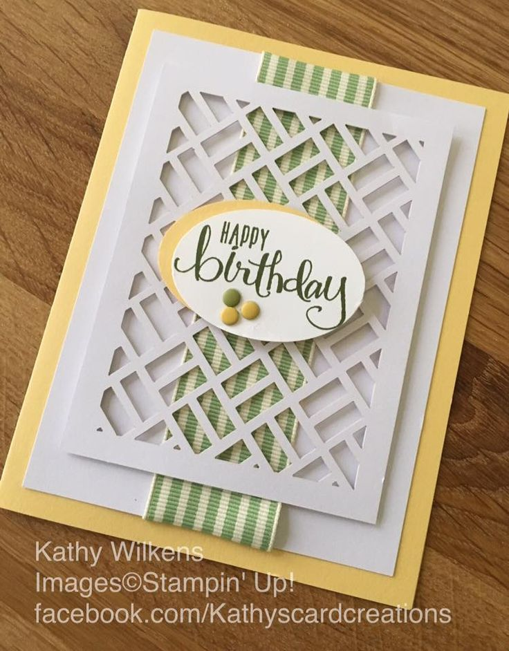 May 2016 Paper Pumpkin, Stampin' Up!, Many Manly Occasions