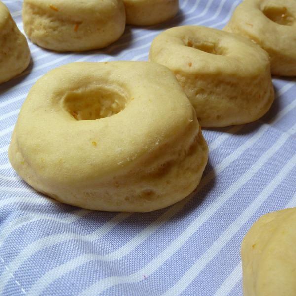 Cómo hacer donuts sin gluten - 8 pasos (con imágenes)