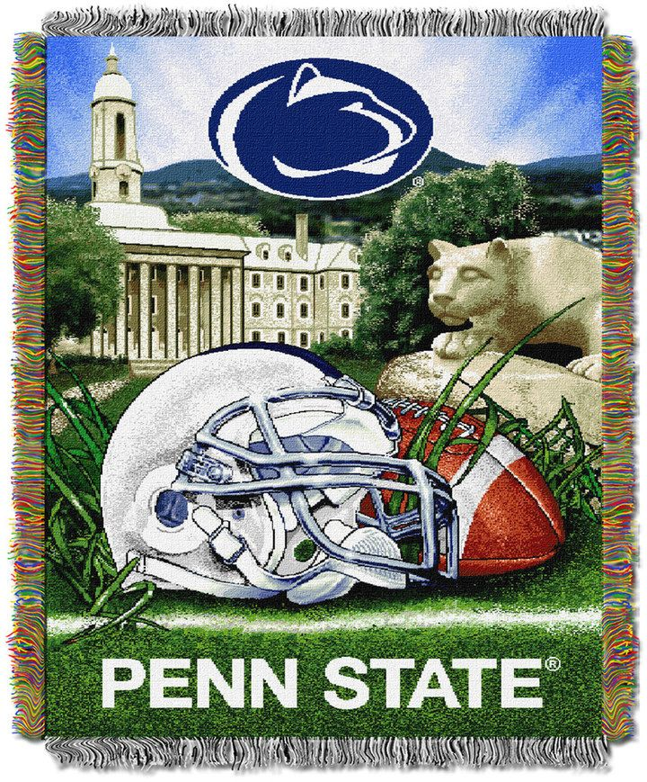 NCAA Penn State Nittany Lions Tapestry Throw by Northwest