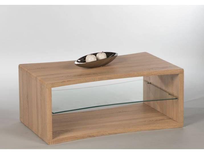 Couchtisch 16716 Wohnzimmertisch Tisch Eiche Sonoma Floating Nightstand Home Decor Decor