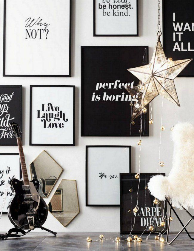 3 Easy Ways to Create a Wall Gallery with Printables