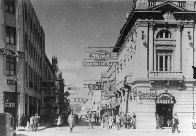 Barros Arana años 50 | Flickr: Intercambio de fotos