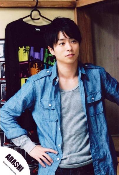 Sakurai Sho 櫻井 翔 from 'My Girl' music video