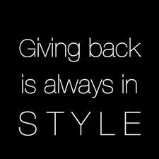 wishlisted_app#Giving back is always I. #style. #wishlisted #gifts #quotes #MondayMotivation