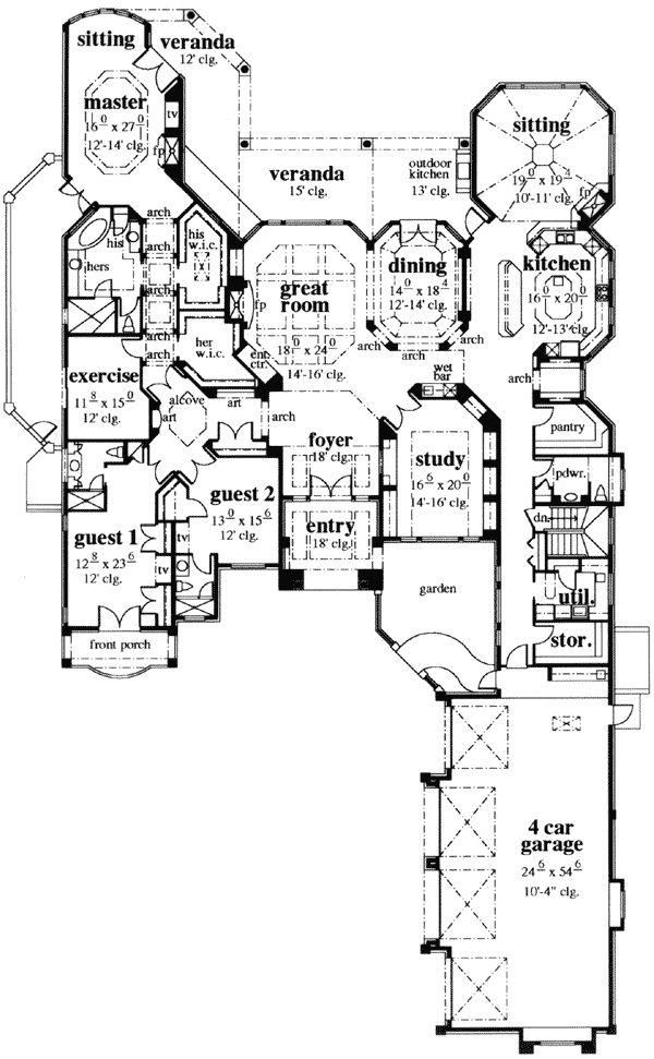 bungalow, optional basement - love the kitchen!
