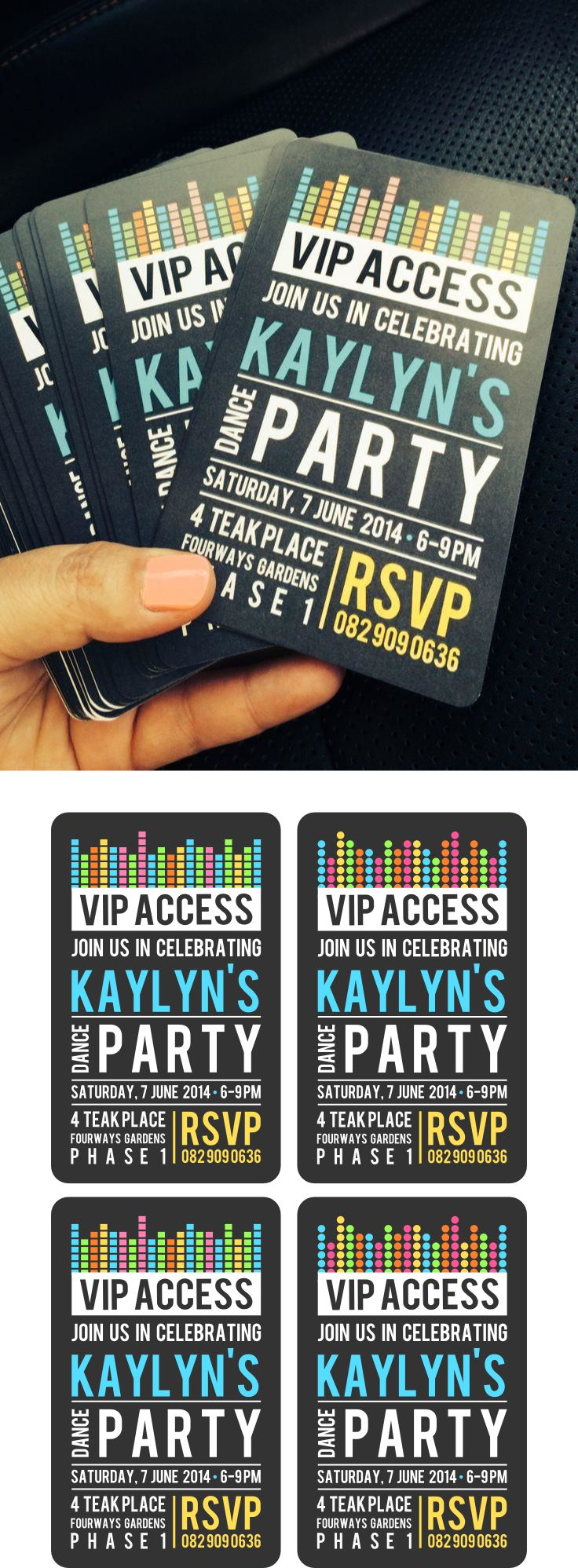 Best 20 Dance party birthday ideas – Dance Party Invites