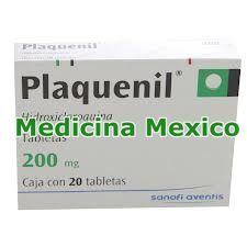 Plaquenil 200mg 20 tabs, Hydroxychloroquine Buy this at https://www.meds.com.mx/product_info.php/products_id/2219