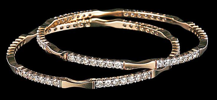 diamond bangles designs