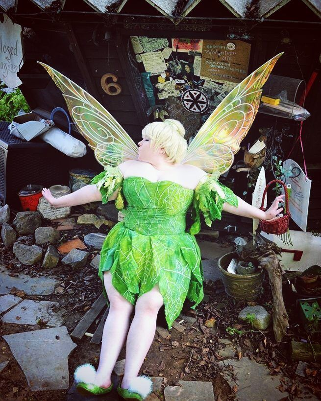 wholesale price classic shoes best website Coolest DIY Plus Size Costumes for Women | Diy tinkerbell ...
