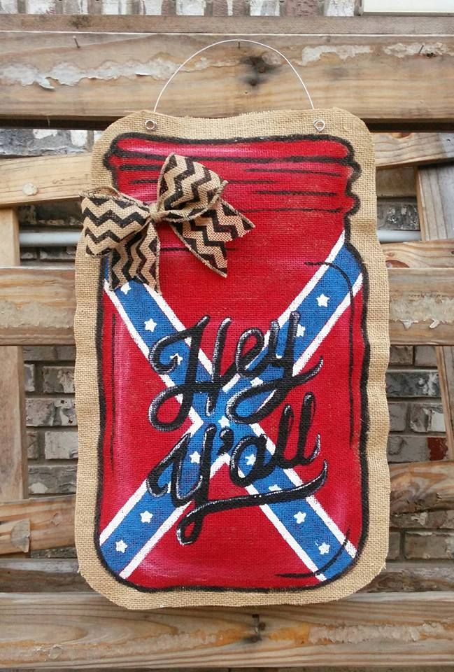 confederate flag decor | Billingsblessingbags.org