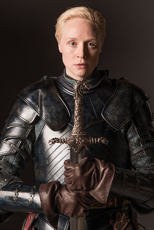 Gwendoline Christie for Game of Thrones