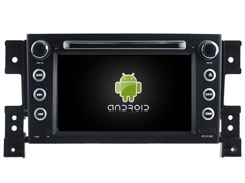 "Fit for 7"" SUZUKI GRAND VITARA 2005 2011 2010 2009 2008 2007 2006 2012 quad core android 5.1 car dvd gps player radio 3G"