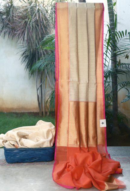 Benares Tussar Linen L03099 | Lakshmi