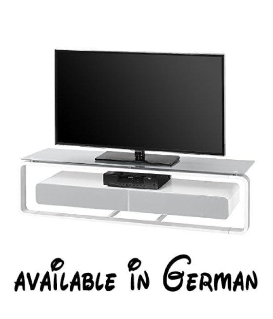 Tv rack holz weiß  Die besten 25+ Tv rack glas Ideen auf Pinterest | Tv möbel beton ...