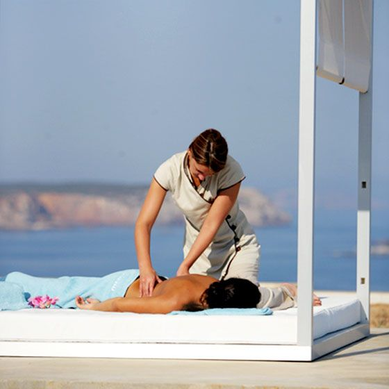 Recover your energies at Memmo SPA.