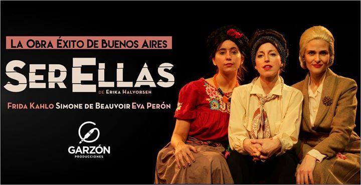 Ser Ellas - Teatro Selectro Mendoza