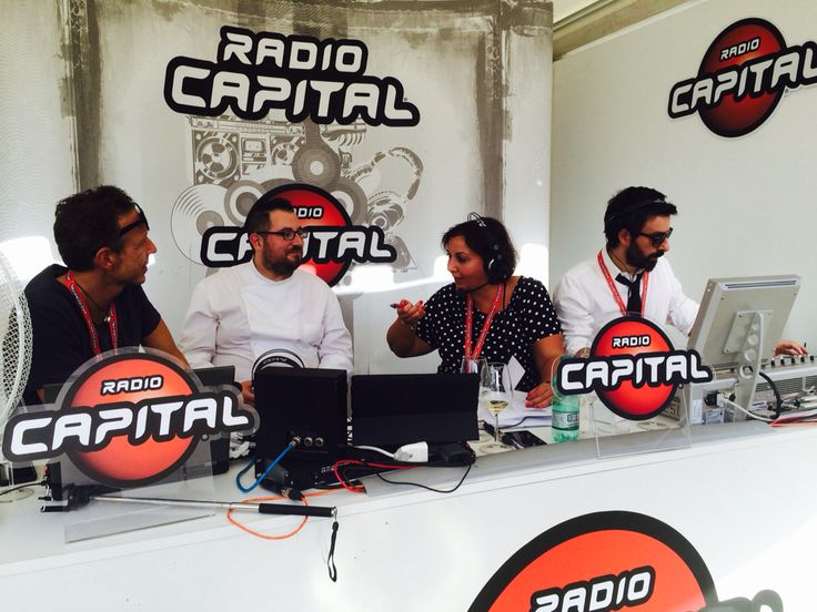 Dal TASTE...radio capital