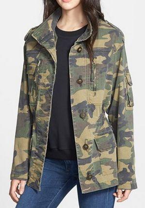 Camo print jacket http://rstyle.me/n/q8eemnyg6