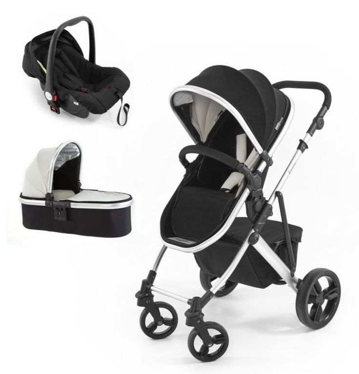 Tutti Bambini Riviera 3 In 1 - We LOVE this pram, available in a range of colours, check out our website for more details! Each colour choice allows your personality to flow through with either Summer or Winter tones as well as being a practical and safe option for your little one!