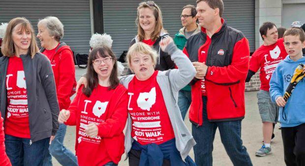 Columbus Buddy Walk®️️ Columbus 2017 Down Syndrome Association of Central Ohio