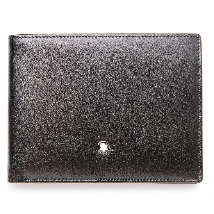 Montblanc Meisterstuck Credit Card Wallet