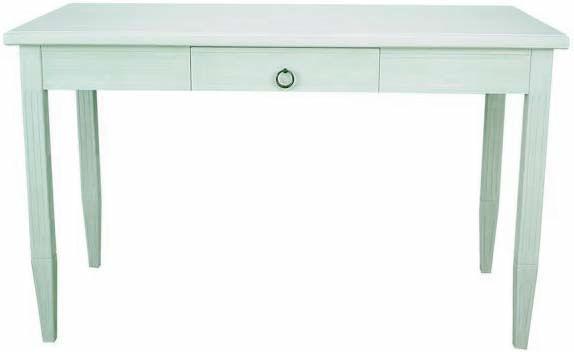 Skrivbord Stockholm är en möbel i whitewash med ursprung från traditionellt…