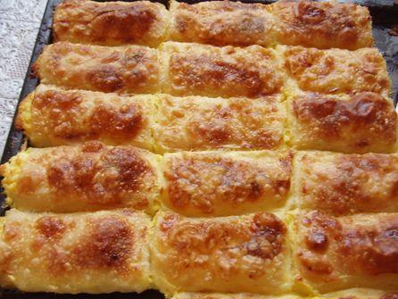 Croatian recipes Zagorje Cheese Štrukli - Dubrovnik