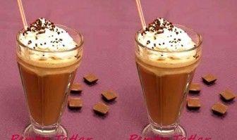 Buzlu Kahve Tarifi