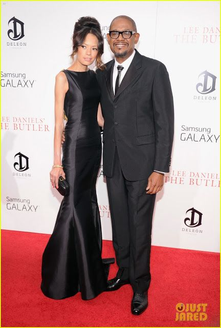 "Celeb Diary: Forest Whitaker & Oprah Winfrey la premiera ""The Butler"" in New York"