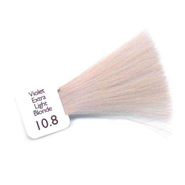Natulique 10.8 violet extra light blonde #NATULIQUE #coloration #cheveux #haircolour #hair #organic #beauty #natural #substainable