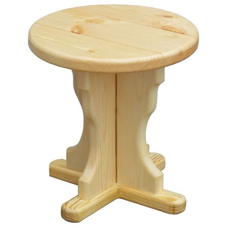 Как сделать деревянный табурет своими руками. Сам себе плотник. Как сделать стул своими руками? строительный портал