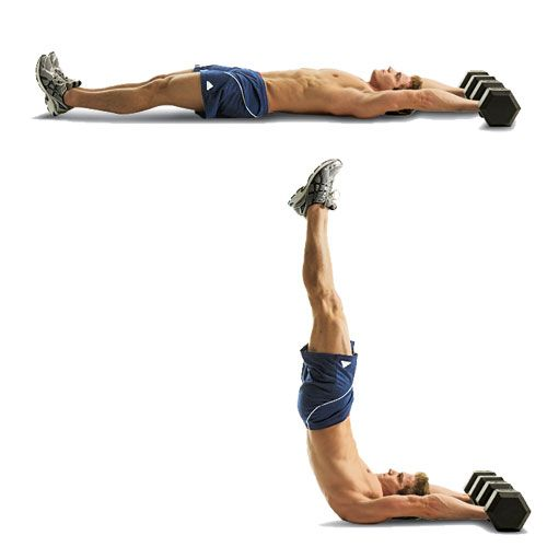 How to Build Summer Abs   Men's Health