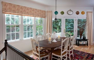 Country kitchen window treatments french country style window treatments design ideas - French country kitchen window treatments ...