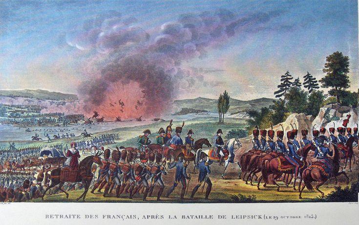 Battle of Leipzig - Google Search