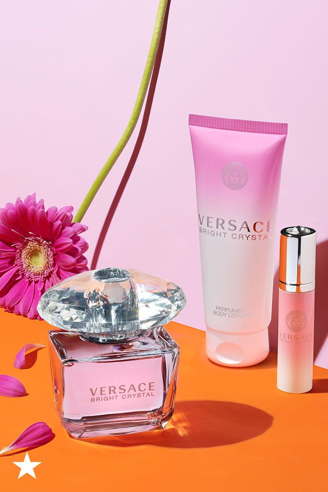 For a mom that makes every day brighter, there's no gift more fitting than Versace Bright Crystal fragrance. This amazing 3-pc. gift set includes the scent in two different sizes and a luxurious body lotion. Click to shop this and more Mother's Day gifts at Macy's.