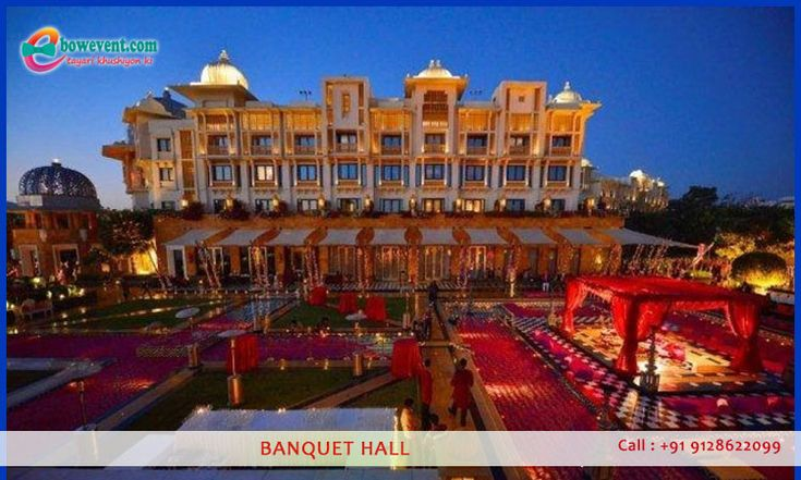 wedding Banquet Hall in Patna, choose your wedding venue for your perfact or unforgettable wedding with Bowevent.Marriage Hall in Patna, Banquet Hall in Patna.