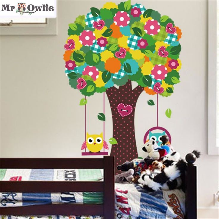 Best price on Cartoon Wall Stickers Wise Owl Tree Kids Room Decorations //    Price: $ 17.90  & Free Shipping Worldwide //    See details here: http://mrowlie.com/product/cartoon-wall-stickers-wise-owl-tree-kids-room-decorations/ //    #owl #owlnecklaces #owljewelry #owlwallstickers #owlstickers #owltoys #toys #owlcostumes #owlphone #phonecase #womanclothing #mensclothing #earrings #owlwatches #mrowlie #owlporcelain