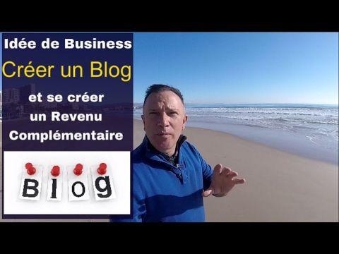 Idée de revenu - Se créer un blog qui rapporte de l'argent