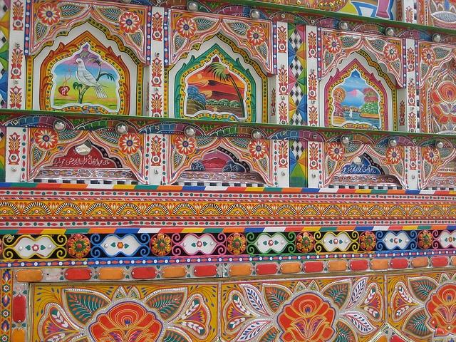 Pakistan Truck Art...