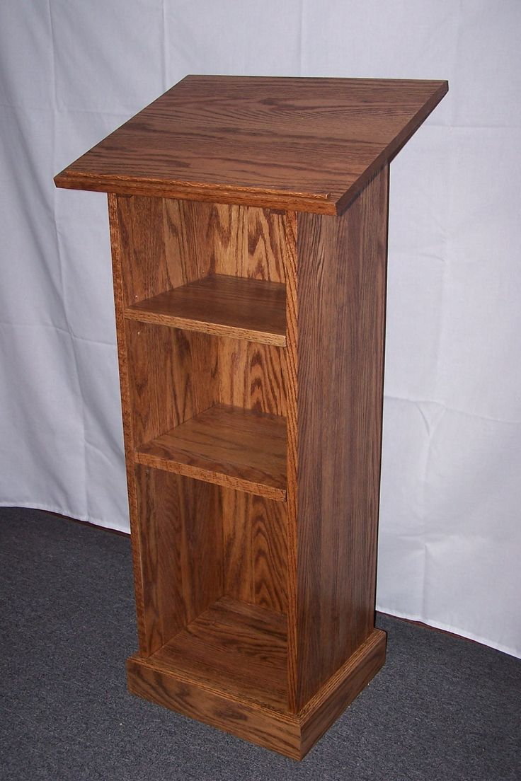 23 Best Images About Podium On Pinterest Woodworking